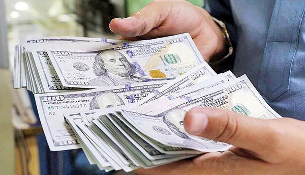 عبور دلار از مرز حساس