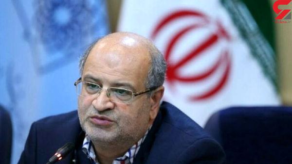 آمار قربانیان کرونا در تهران 2 رقمی می شود+ فیلم
