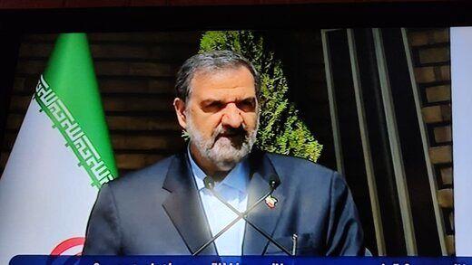 محسن رضایی آب پاک را روی دست رقبایش ریخت