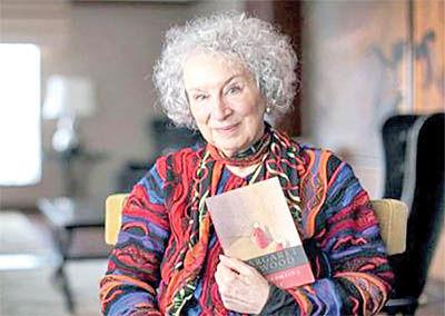 جایزه یک عمر دستاورد ادبی  برای «مارگارت اتوود»