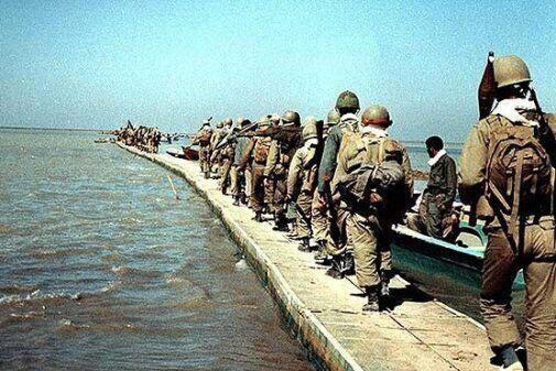 کدام شهرهای عراق در جنگ تحمیلی به تصرف ایران درآمد؟