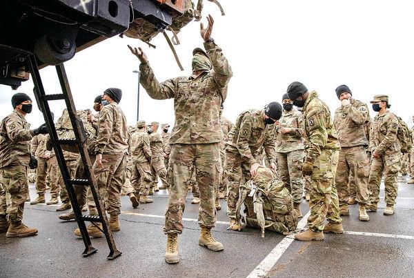 خروج آمریکا از افغانستان انتخاب یا ضرورت؟