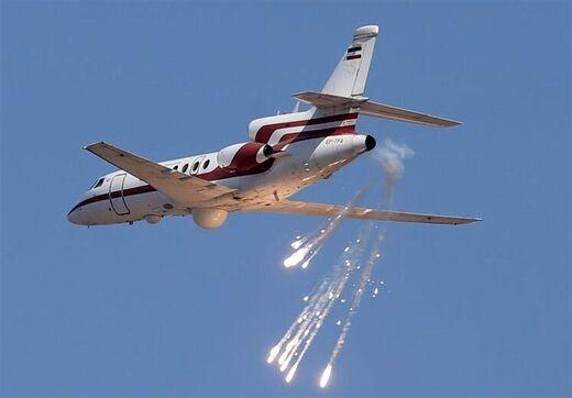 رونمایی از هواپیماهای جاسوسی ارتش + تصاویر