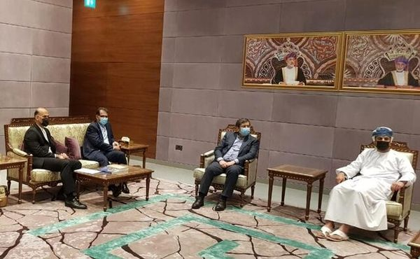 سفر رئیس کل بانک مرکزی به عمان