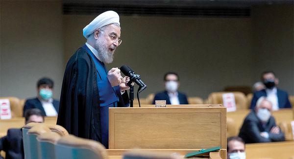 دفاع آخر روحانی