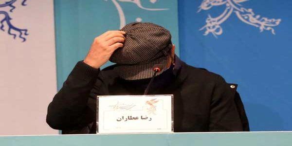 رضا عطاران در جشنواره فیلم فجر+ عکس