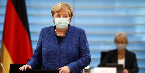 توصیف مرکل از وضعیت کرونا در آلمان