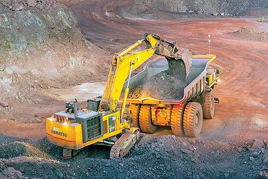 روند کاهش بهای سنگآهن چین ادامه یافت