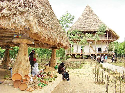 تحول توریستی در زندگی روستایی