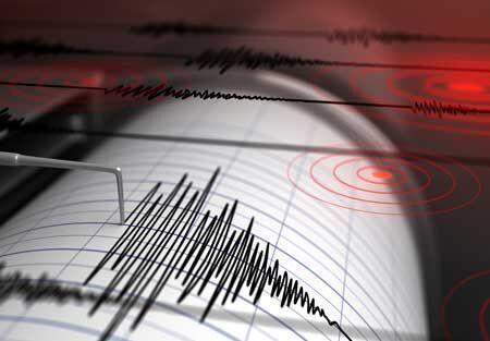 زلزله موجب قطعی آب و برق سی سخت شد