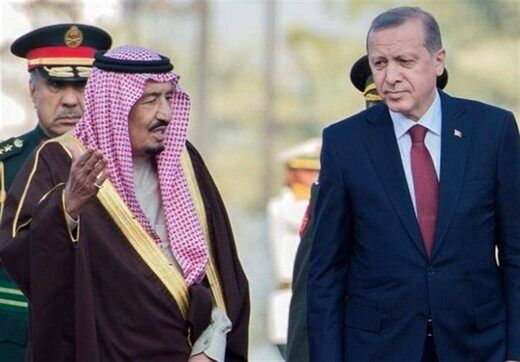 جزئیات تماس تلفنی اردوغان با شاه سعودی
