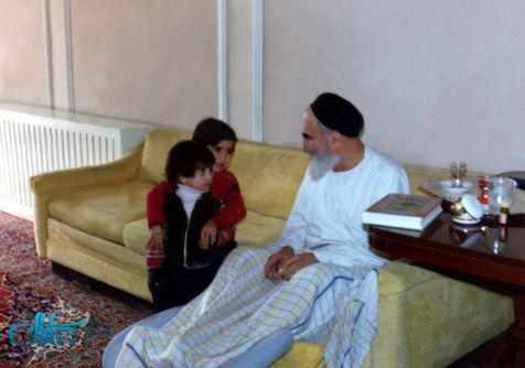 عیدی امام خمینی به نوه ها چه بود؟