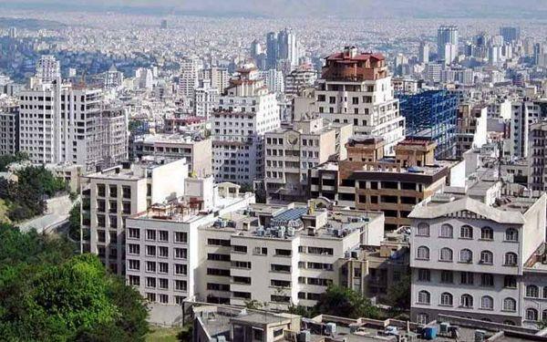 این سه منطقه تهران ریزش معالات مسکن را تجربه کردند