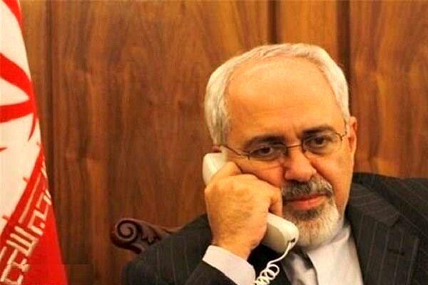 ظریف: مسئولیت عواقب هرگونه ماجراجویی احتمالی در منطقه با آمریکا است