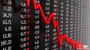 بازار سهام ریزش کرد