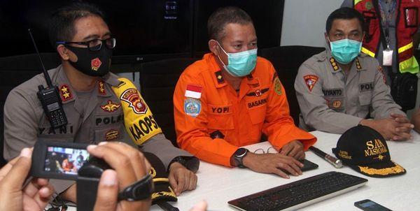 مشخص شدن مکان سقوط هواپیمای بوئینگ اندونزیایی