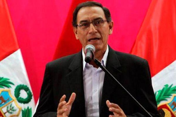 رئیس جمهور پرو برکنار شد