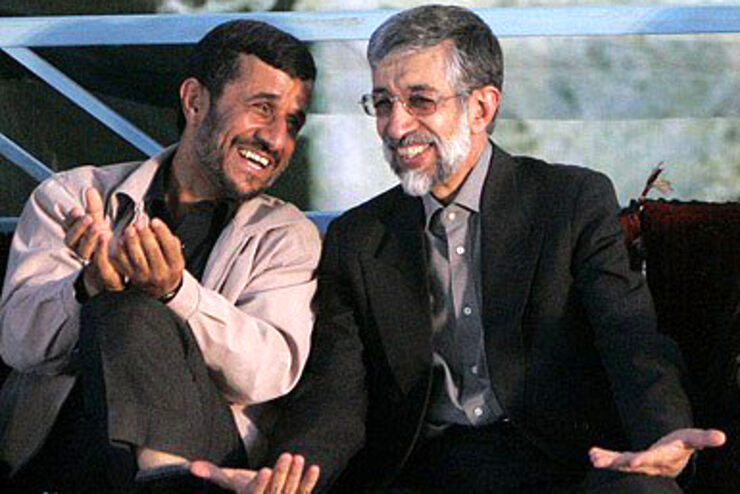 تصویر مشابه از دولت رئیسی و دولت احمدی نژاد /تاریخ تکرار می شود؟