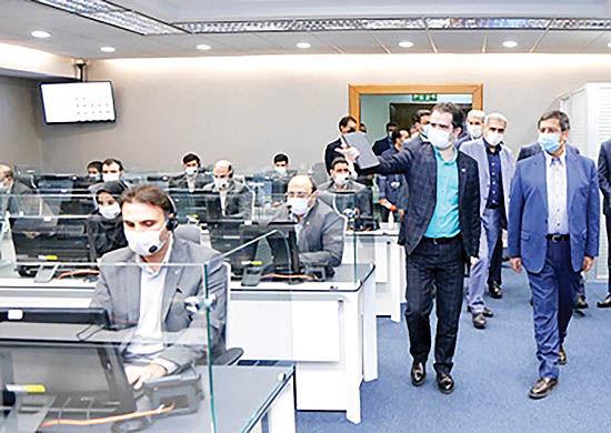 افتتاح سامانه ارتباطات مردمی بانک مرکزی
