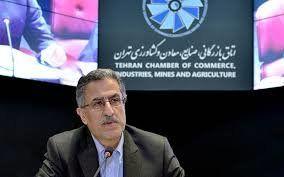 رئیس اتاق بازرگانی تهران: ایران در افت ارزش پول ملی رکورد زده است