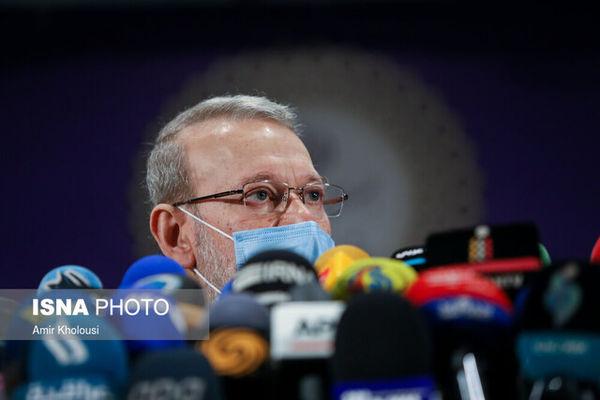 لاریجانی در بیانیه جدید: ۲۸ خرداد را به روز ملی سرنوشت بدل کنیم