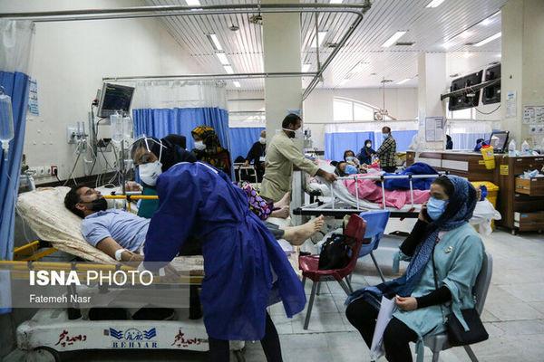 آمار بالای فوتیهای کرونا/ شناسایی ۵۰۲۲۸ بیمار جدید