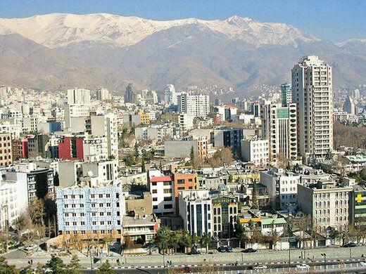 نرخ اجاره املاک ۵۰ تا ۷۵ متری در تهران