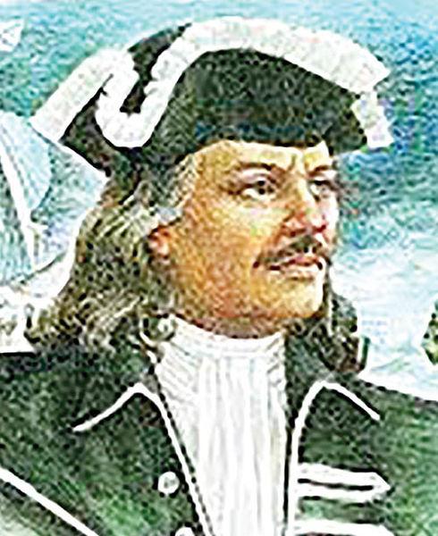 آلکسی چیرکوف، دریانورد و ناخدای روسی