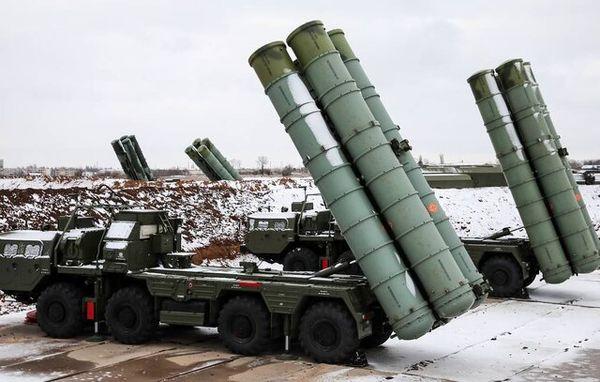 ترکیه اس-۴۰۰ روسی را آزمایش می کند