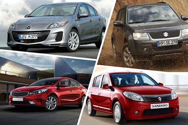 بهترین خودروهای 500 میلیونی ازنظر مشخصات + جدول قیمت روز