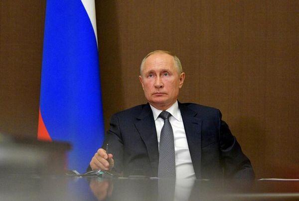 واکنش پوتین به حملات وین