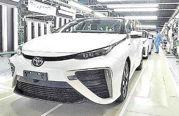 چین و آمریکا؛ ناجی خودروسازی ژاپن