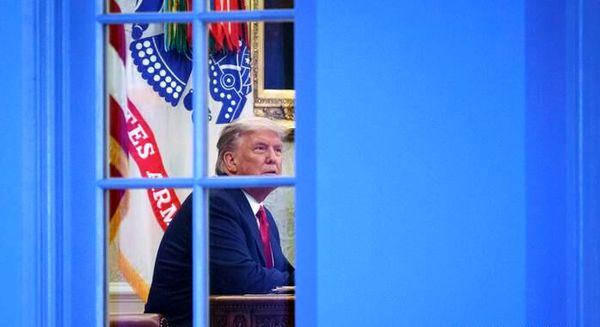هشدار جمهوریخواهان به بازی خطرناک ترامپ