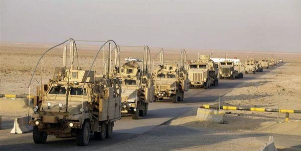 انفجار در مسیر کاروان نظامیان آمریکا در بصره