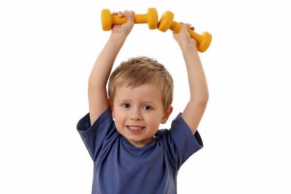 تاثیر ورزش دوران کودکی در پیشگیری از افسردگی پسران