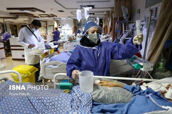 آخرین آمار رسمی کرونا در کشور/ ۲۲۳ فوتی جدید، ۵۷۰۴ تن در وضعیت شدید بیماری