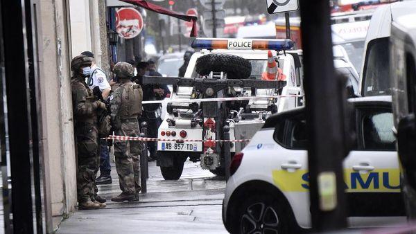 پاسخ پلیس فرانسه به تکرار چاقو کشی در پاریس با گلوله