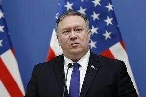 ادعای بی اساس پمپئو علیه ایران