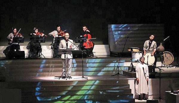 ترافیک کنسرتها در شبهای پاییزی