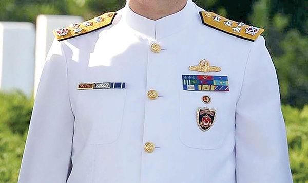 بازداشت دریاداران ارتش ترکیه
