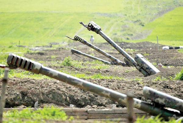 ترکشهای گازی جنگ قفقاز