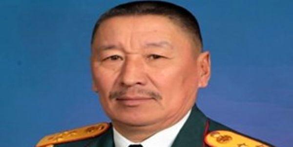 وزیر دفاع قرقیزستان برکنار شد