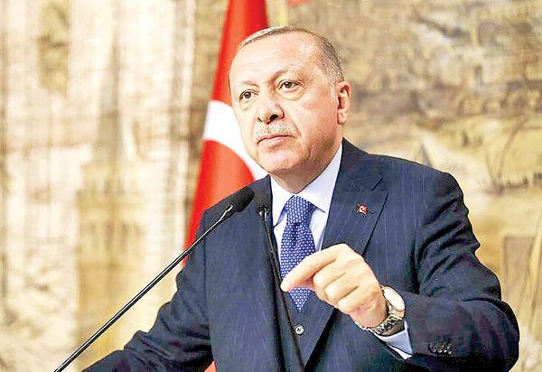 وعده اردوغان برای تورم تکرقمی