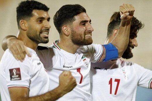 این فوتبالیست ایرانی بهترین بازیکن دیدار ایران و کره شد