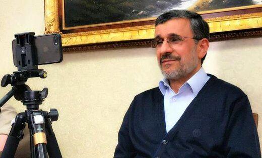 واکنش احمدی نژاد به احتمال حضور در انتخابات ۱۴۰۰