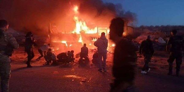 تروریستها در سوریه ۶ غیرنظامی را کشتند