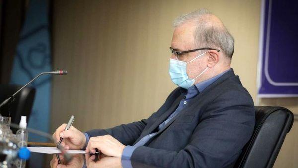 درخواست فوری وزیر بهداشت برای بسته شدن مرزهای خوزستان