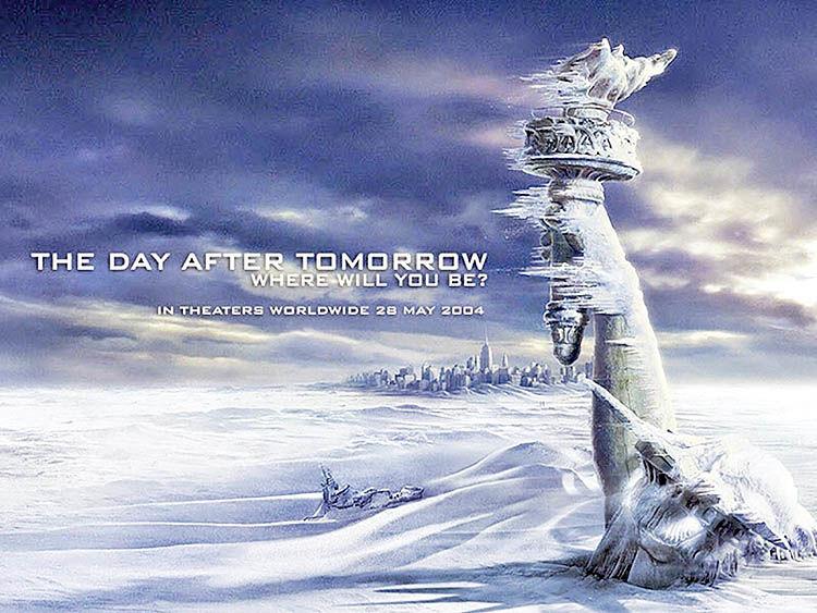 «روز بعد از فردا» روی آنتن شبکه نمایش