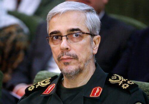 پیام تسلیت سرلشکر باقری به رئیس ستاد ارتش عراق در پی سانحه بیمارستان بغداد