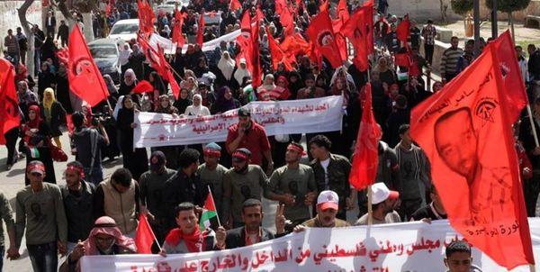 درخواست جنبش فلسطینی از پارلمانهای عربی برای اتخاذ موضع ضدسازش
